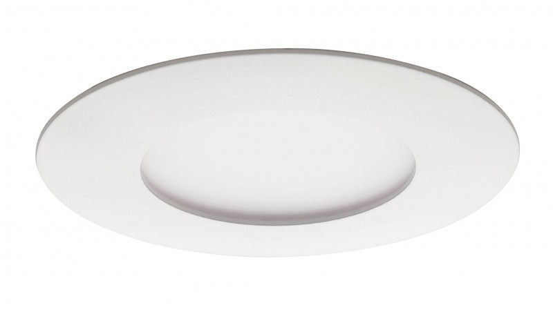 LED 6 Inch Ultra Thin Recessed Downlight NDR Razor White 5K 4K 3K Dimmable