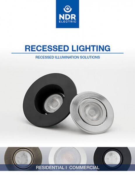 Brochures: Recessed Lighting