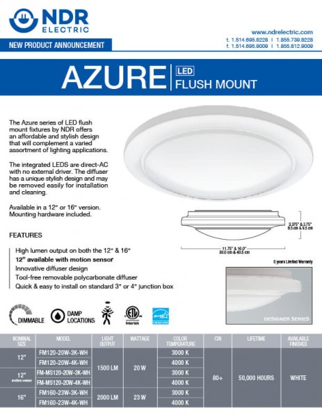Sell Sheets: Azure