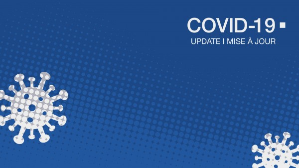 COVID-19 Update: Strict hygiene measures blog article thumb