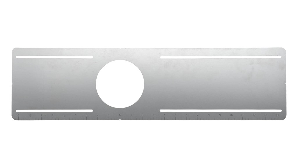 Adjustable Mounting Plate preview image big
