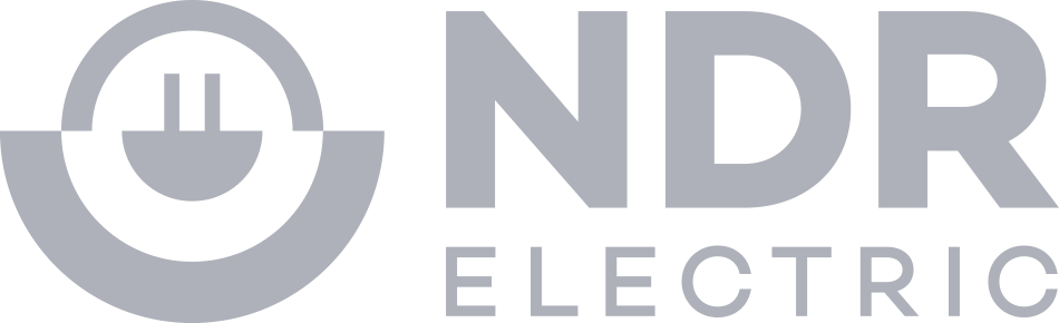 NDR Electric logo