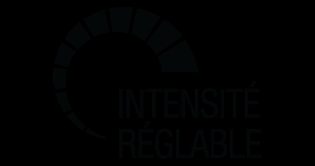 icône de certification Dimmable